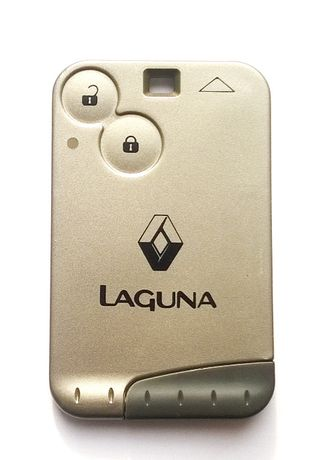 Karta Laguna II Espace IV 2004r