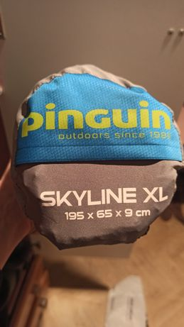 pinguin skyline xl надувной каремат
