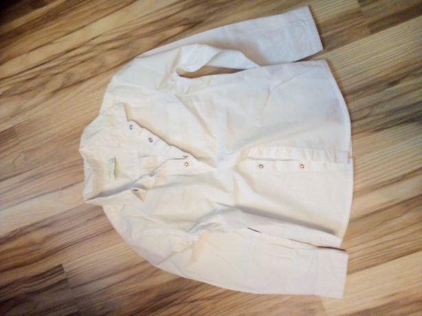 Koszula biała roz. 122
