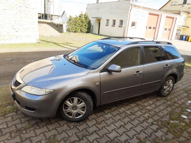 Mazda 6 Kombi 2.0 CiTD Zarejestrowana Sprawna ważne OC webasto