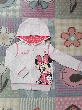 Bluza Minnie Disney r. 92