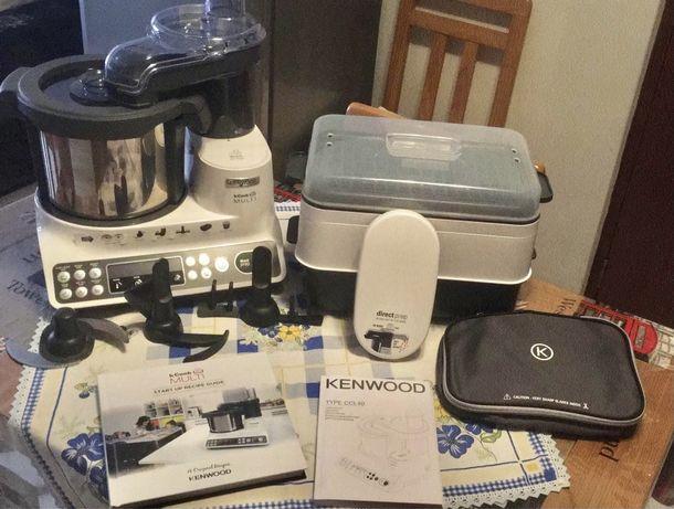 Robot Cozinha Kenwood Robot kCook Multi