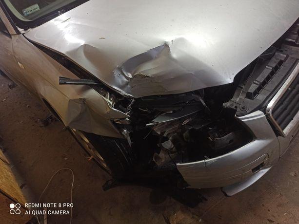 Audi a3 8p sprawne po kolizji