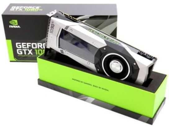 Nvidia Geforce GTX 1080 Ti 11Gb Founders Edition (Reservada)