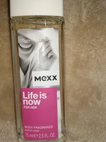 Mexx life is now DNS 75 ml