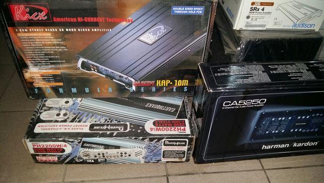 Распродажа Двухканальный усилитель Power Acoustik OV2-1600