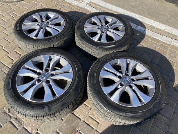 Продам диски/Хонда 5*114.3/ Резина 205/60/16