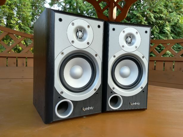 INFINITY PRIMUS 150 Monitory Stereo Faktura
