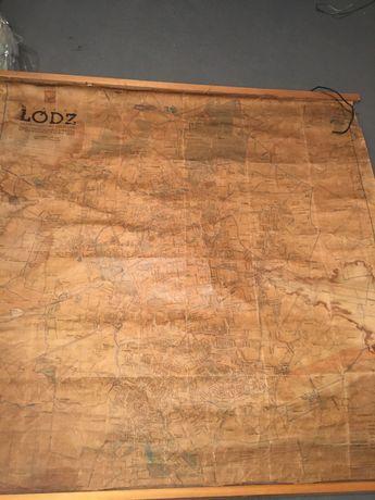 Stara Mapa Łodzi
