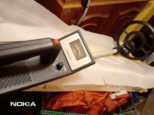Wykrywacz metali detektor