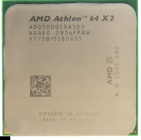 AMD ATHLON 64 X2 5000+ 2.6GHz AM2 AD05000IAA5D0