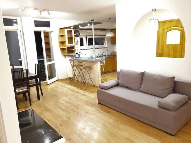 Wynajmę Mieszkanie 2-pok. wyposażone bardzo jasne Czyżyny 54 m2