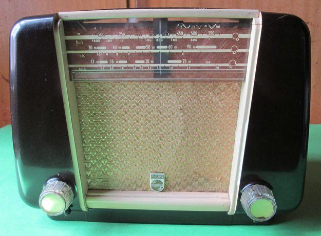 Rádio Vintage Philips BX307U