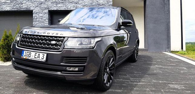 Land Rover Range AUTOBIOGRAPHY! Mały przebieg!