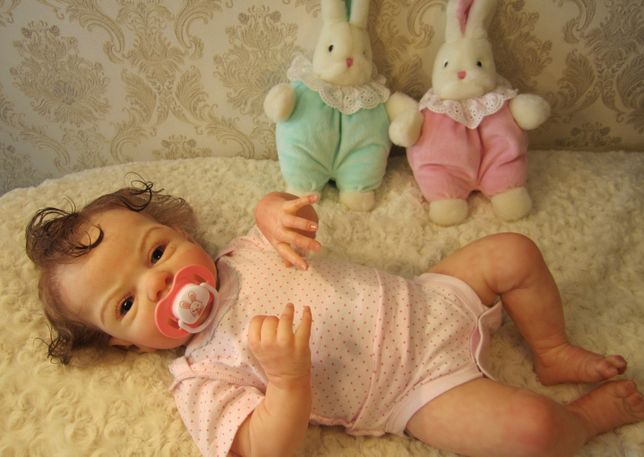 Кукла реборн Элиза-3 (49 см)