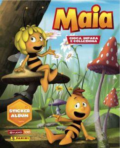 NAKLEJKI Pszczółka Maja Panini