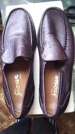туфли мужские натуральная кожа 39 размер