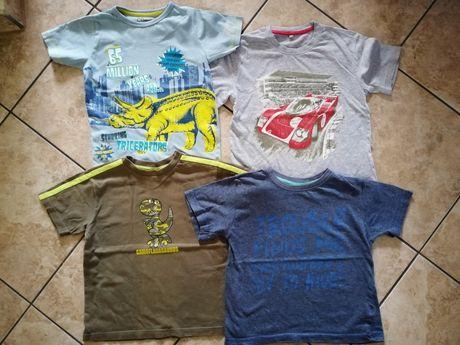 Sprzedam koszulki z krótkim rękawem
