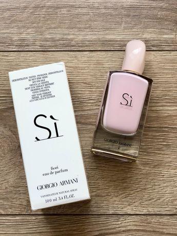 парфюм, духи, Giorgio Armani Si, оригинал, туалетная вода, аромат