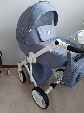 Wózek firmy ADAMEX 2w1