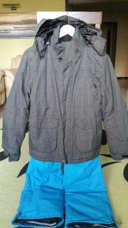 Лыжный костюм на подростка.Производство Германия.на рост 158-164 см.в