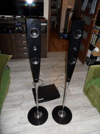 Głośniki LG 200W, odtwarzacz DC, DVD