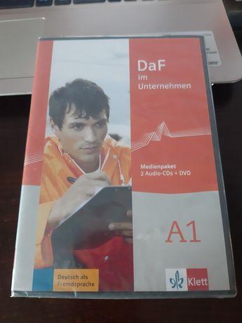 DaF im Unternehmen A1 DVD