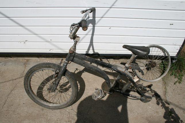 rower używany BMX koła 20 cali - do naprawy