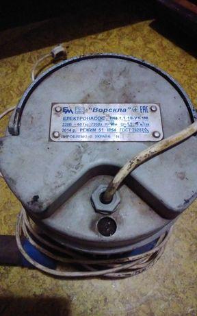 Бытовой центробежный электронасос БЦ- 1.1-18- У1.1М ВОРСКЛА исп.1.