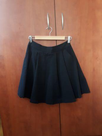 Spódniczka mini czarna