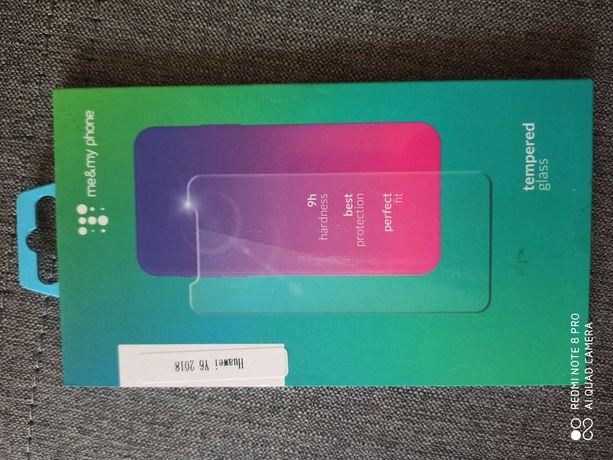 Szkło hartowane Huawei Y6 2018
