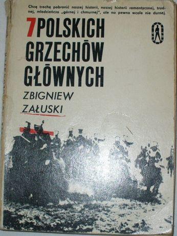 7 polskich grzechów głównych