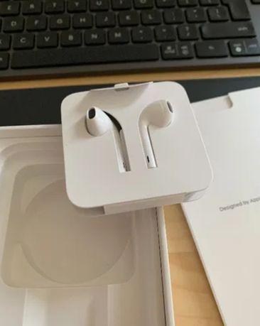 Słuchawki apple earpods oryginalne, Lightning