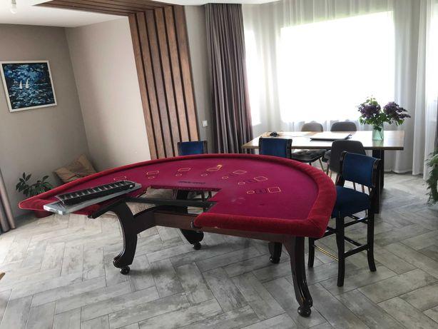стол для игры в русский покер