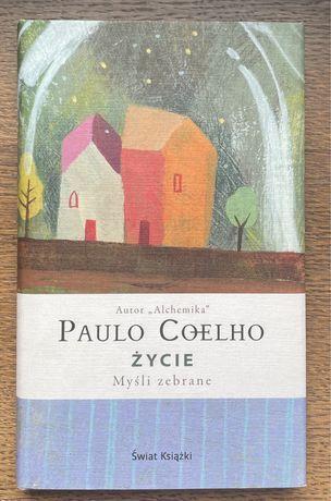 """Paulo Coelho """"Życie - Myśli zebrane"""" NOWA"""