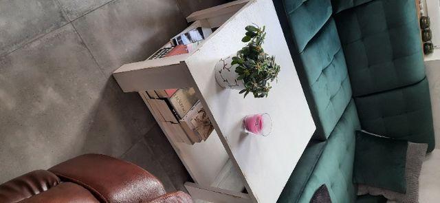 stolik kawowy dąb naturalny