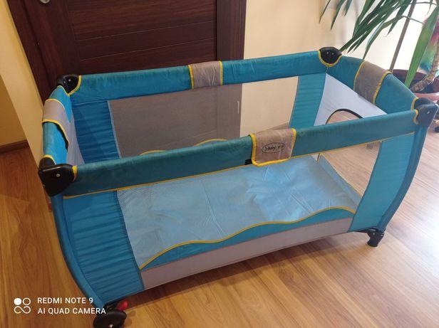 Łóżeczko turystyczne dla dzieci