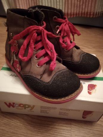 Ботинки демисезонные Woopy 28 р. 18 см