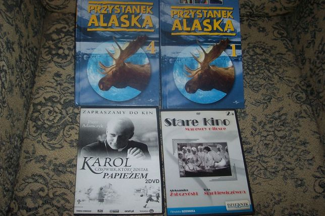 Przystanek Alaska, Karol, człowiek który... , Stare Kino - filmy DVD