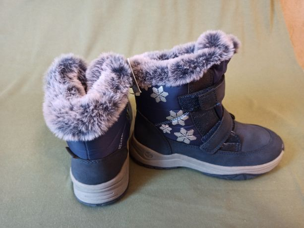 Сапожки Lupilu зимние, новые, 28 размер, стелька 17,3 см.