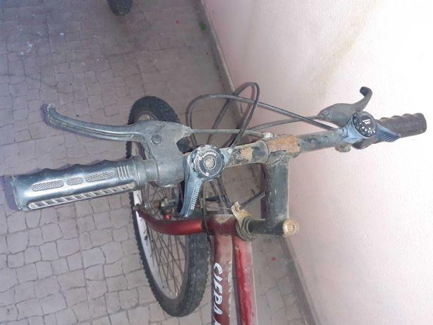 Vendo Biciclete usada.
