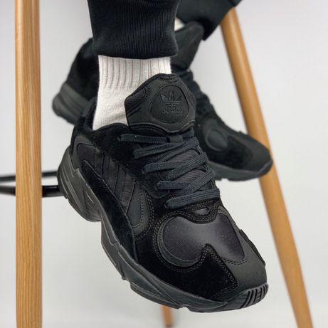 "Кроссовки Adidas Yung 1 ""Black"""