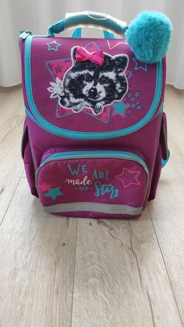 Каркасный школьный рюкзак фирмы Kite