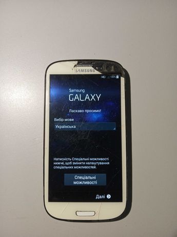Смартфон Samsung S3 Duos GT-I9300I