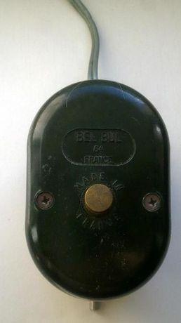 Компрессор BEL BUL 64 Made in FRANCE 110V 50Hz №13517, регулированный