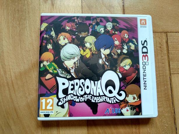 Persona Q Nintendo 3DS - jak nowa