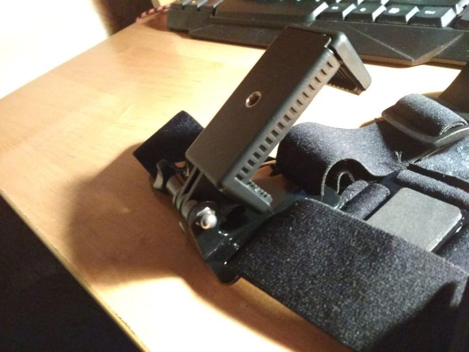 Держатель для телефона или крепление экшн камеры на голову Запорожье - изображение 1
