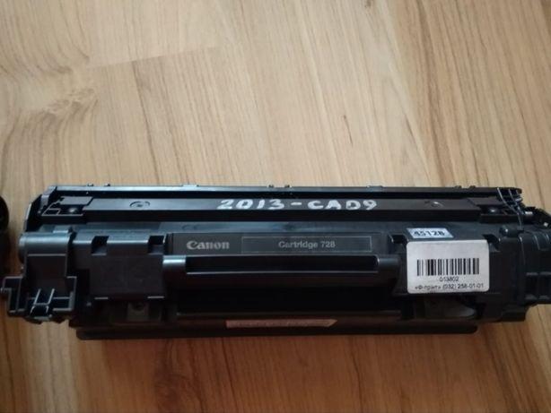 Картридж Canon Carttrige 728 (лазерний принтер)