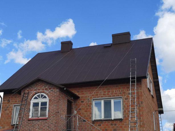 Krycie malowanie dachów, wycinka drzew, prace wysokościowe.