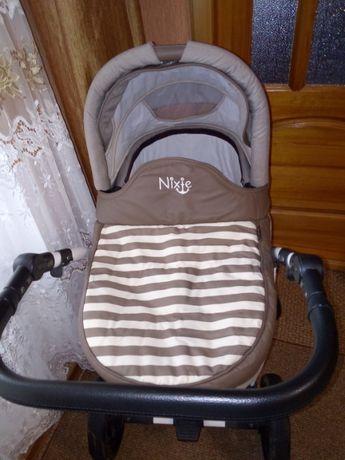 детская коляска 2в1 nixie